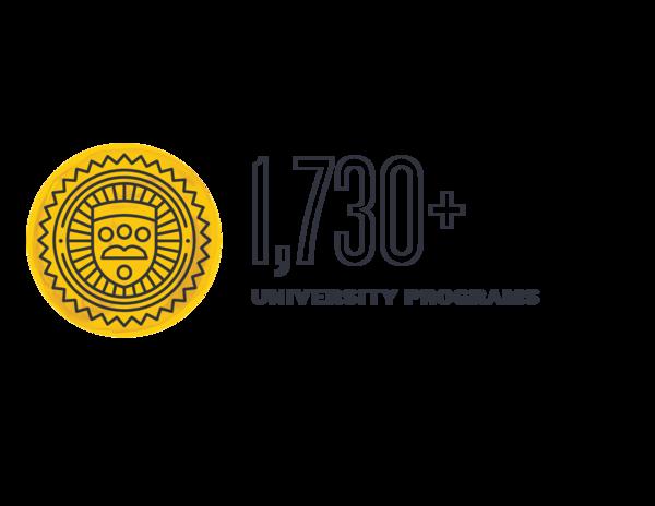 1,710 university Programs